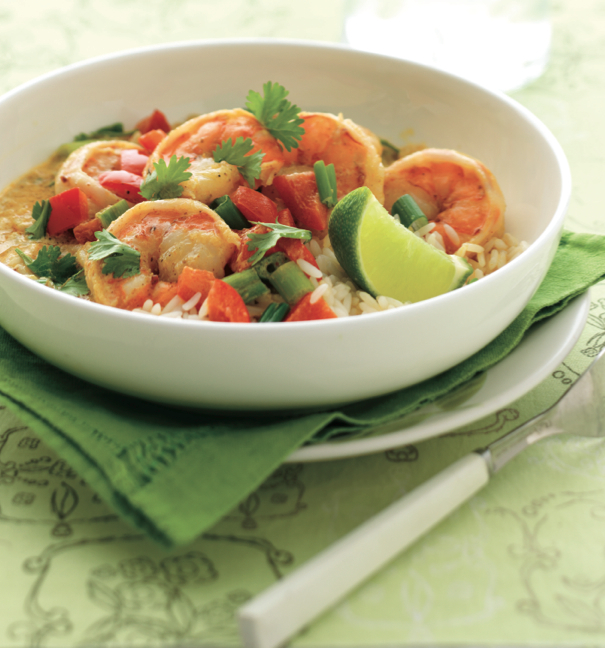 Coconut Curry Shrimp 20 Minute Meal