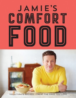 Jamie Oliver Comfort Food cover