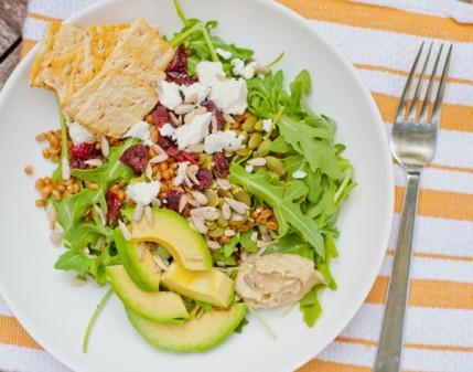 Better lunch salad on eatlivetravelwrite.com