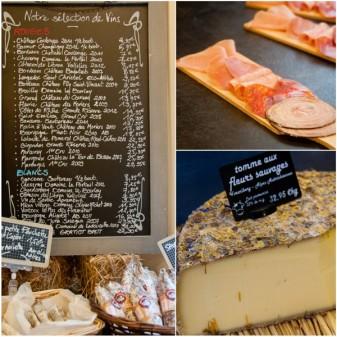 Inside La Cremerie in Paris 75010 on Localers tour on eatlivetravelwrite.com