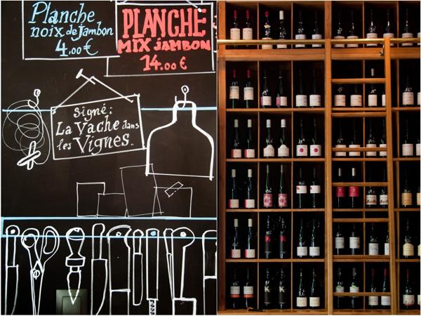 La Vache dans les Vignes on Localers tour of Canal St Martin on eatlivetravelwrite.com