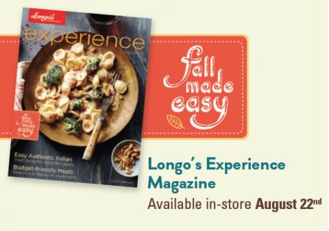 Fall Made Easy by Longo's on eatlivetravelwrite.com