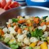 Simple sautéed vegetables on eatlivetravelwrite.com