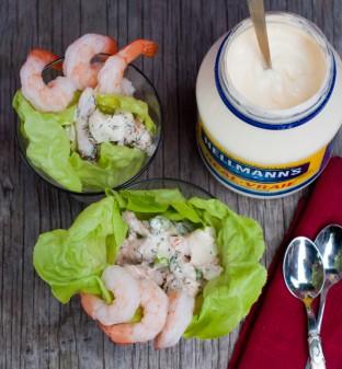 Seafood cocktail on eatlivetravelwrite.com