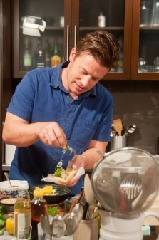 Jamie Oliver in Toronto on eatlivetravelwrite.com
