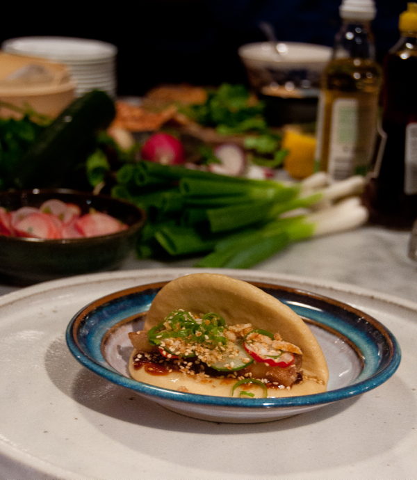Jamie Oliver makes irresistible pork buns on eatlivetravelwrite.com