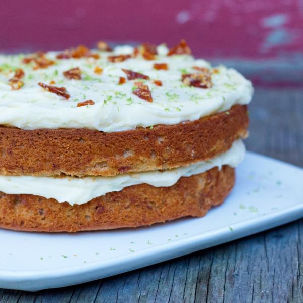 Jamie Oliver hummingbird cake Comfort Food on eatlivetravelwrite.com