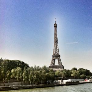 Eiffel Tower Paris on eatlivetravelwrite.com