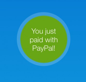 You just paid with PayPal on eatlivetravelwrite.com