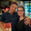 Jamie Oliver and Mardi Michels on eatlivetravelwrite.com