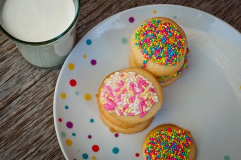 Palets des Dames from Baking Chez Moi on eatlivetravelwrite.com