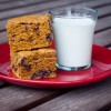 Butter Baked Goods Pumpkin chocolate chip blondies on eatlivetravelwrite.com