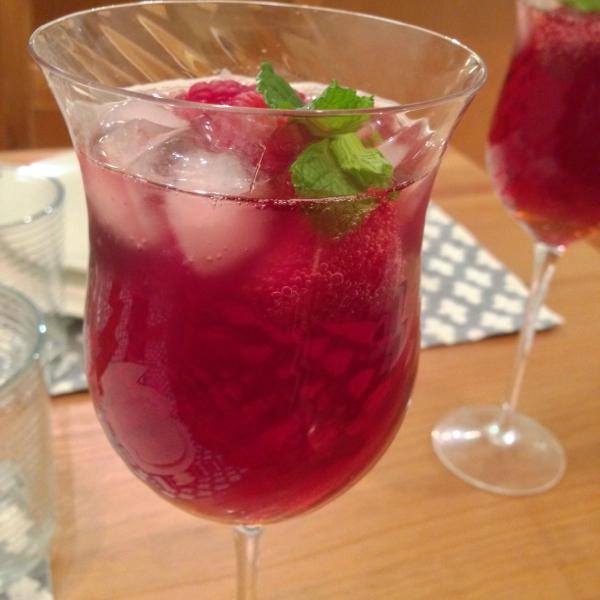 Cocktails for Cookbook Book Club on eatlivetravelwrite.com