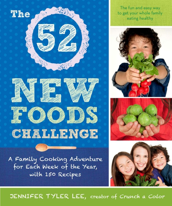 The52NewFoodsChallenge