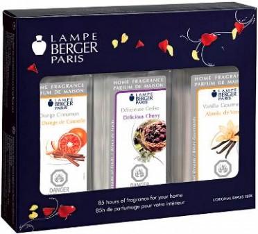 Lampe Berger fragrance pack on eatlivetravelwrite.com