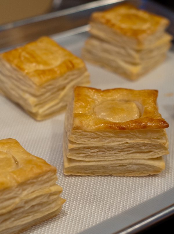 Puff pastry vol au vent cases on eatlivetravelwrite.com
