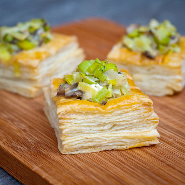 How To Make Homemade Vol Au Vent Shells Eat Live Travel Write