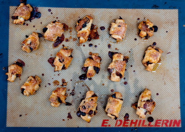 Rugelach from Baking Chez Moi on eatlivetravelwrite.com