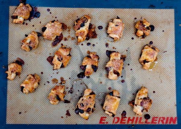 Rugelach from Baking Chez Moi on eatlivetravelwrite.com