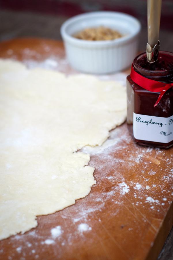 Rugelach dough on ealivetravelwrite.com