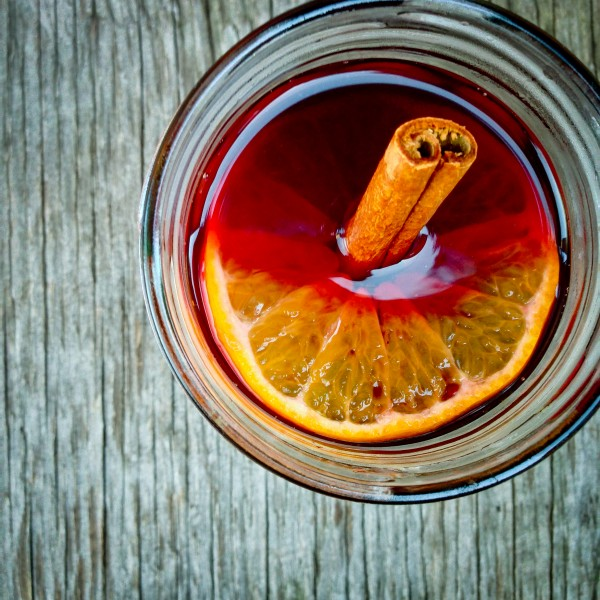 Spiced mulled wine from Gatherings on eatlivetravelwrite.com