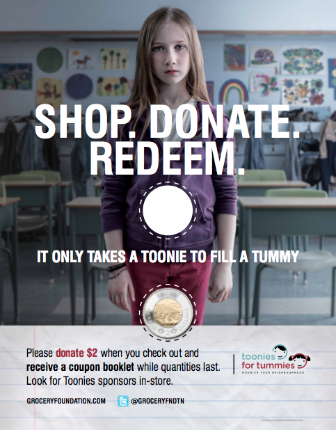 ShopDonateRedeemTooniesforTummies