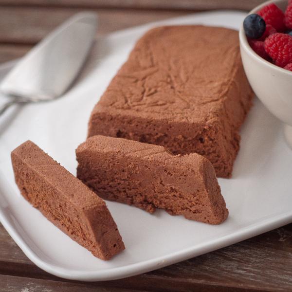 Marquise au Chocolat from baking Chez Moi on eatlivetravelwrite.com