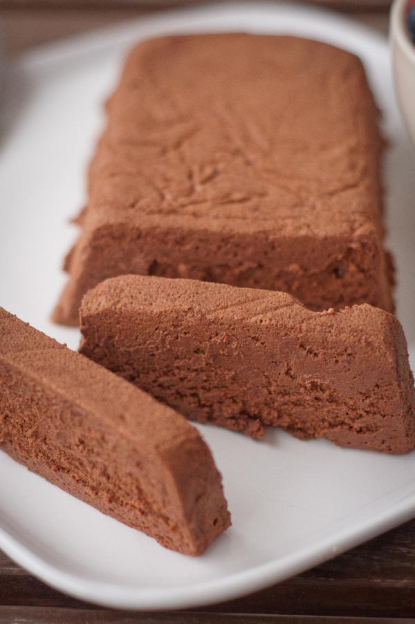 Dorie Greenspan Marquise au Chocolat on eatlivetravelwrite.com
