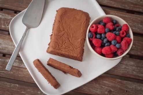 Dorie Greenspan Marquise au chocolat from Baking Chez Moi on eatlivetravelwrite.com