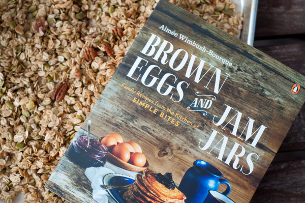 Brown Eggs and Jam Jars cookbook on eatlivetravelwrite.com