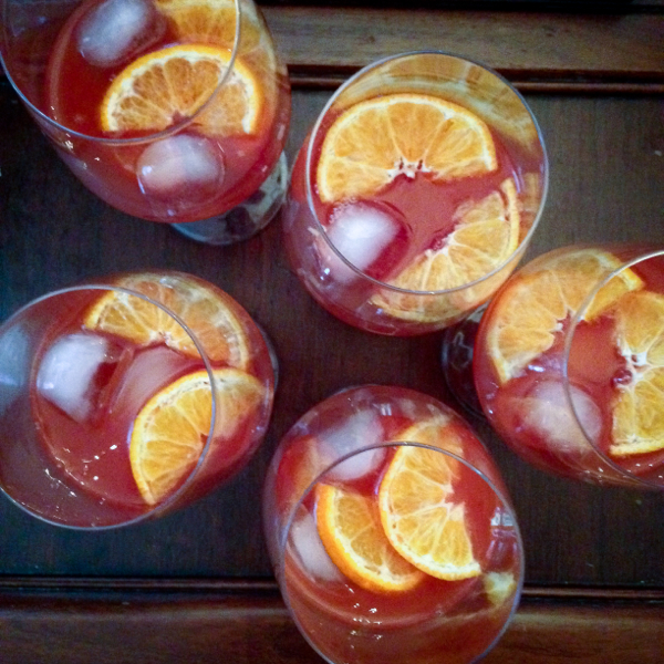 Blood orange drinks on eatlivetravelwrite.com