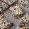 Dorie Greenspan crispy topped brown sugar bars from baking Chez Moi on eatlivetravelwrite.com