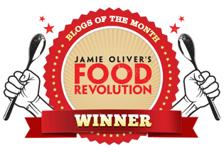 Mardi Michels Jamie Oliver blog of the month July 2014