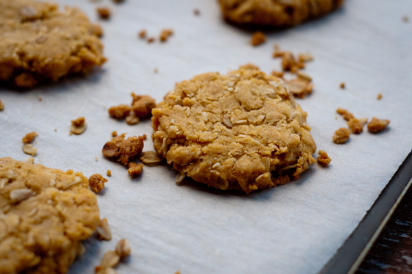 ANZAC biscuit recipe on eatlivetravelwrite.com