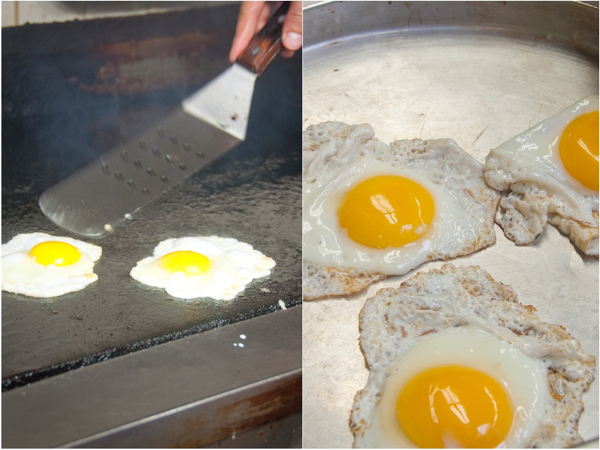 Kids frying eggs on eatlivetravelwrite.com