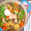 Dorie Greenspan seafood pot au feu from Around my French Table for French Fridays with Dorie on eatlivetravelwrite.com
