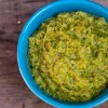 Ramp, green garlic and walnut pesto on eatlivetravelwrite.com