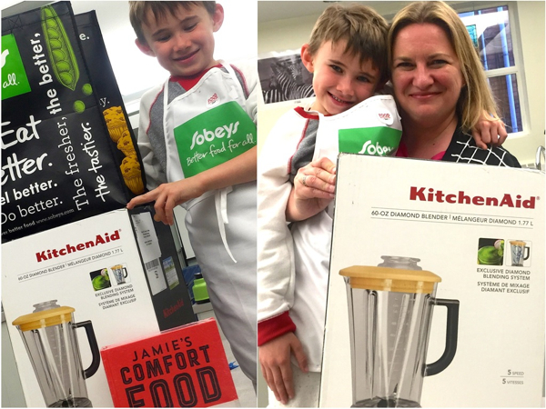 Food Revoluton Day KitchenAid Canada winners on eatlivetravelwrite.com