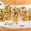 Crunchy granola bars on eatlivetravelwrite.com