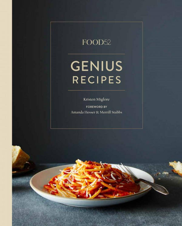 Cookbook book club geniusrecipes eat live travel write geniusrecipescover on eatlivetravelwrite for this months cookbook book club forumfinder Gallery