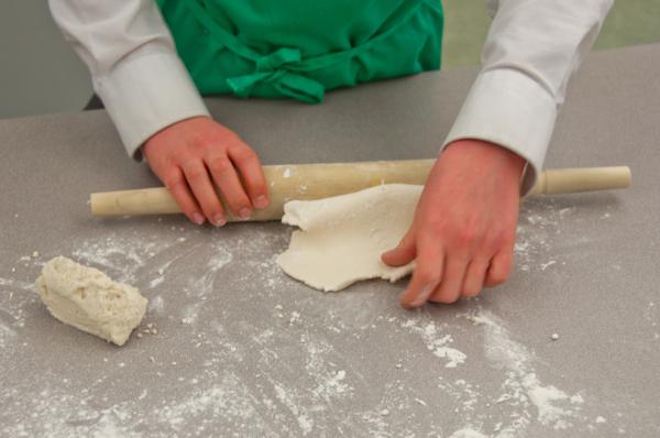 Kids rolling pastry on eatlivetravelwrite.com