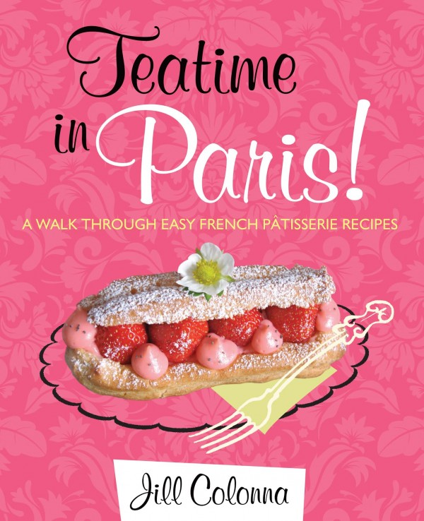 Teatime in Paris! by Jill Colonna
