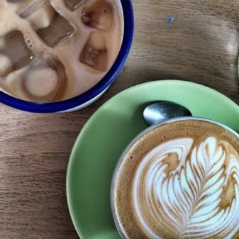 Fondation Cafe in Paris on eatlivetravelwrite.com