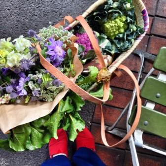 Market haul from Stroud Farmers Market on eatlivetravelwrite.com