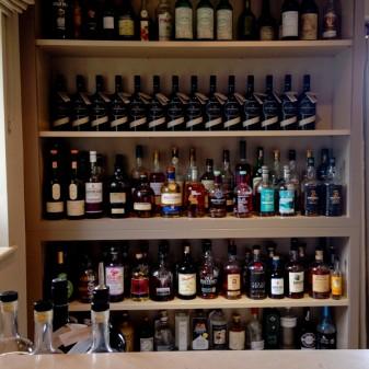 Cotswolds Distillery tasting room on eatlivetravelwrite.com