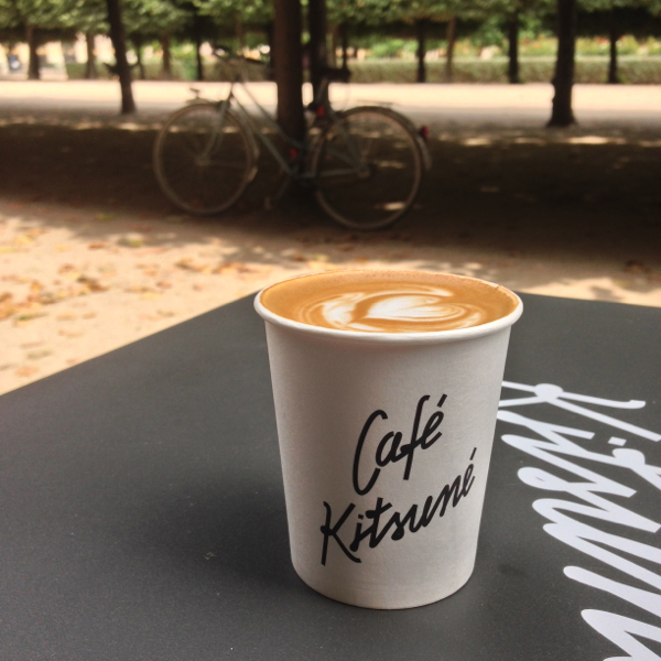 #cafekitsune in Paris on eatlivetravelwrite.com