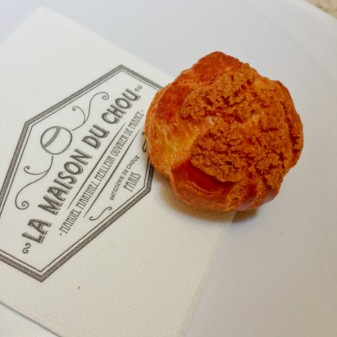 Chou from La Maison du Chou Paris on eatlivetravelwrite.com