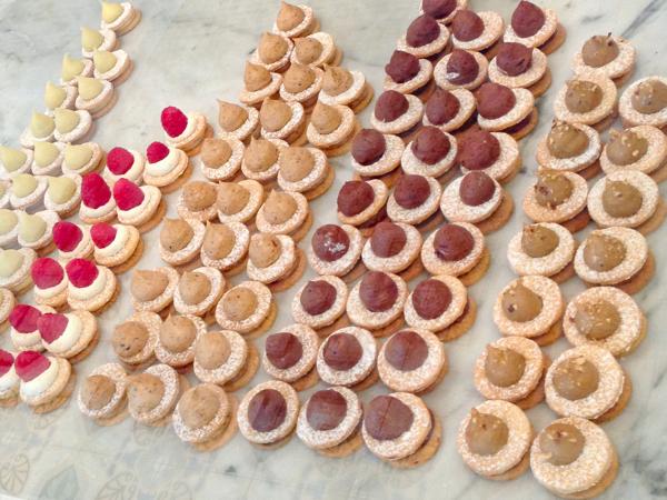 Sables at Bontemps Patisserie Paris on eatlivetravelwrite.com