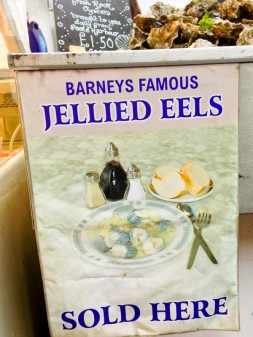 Jellied eels at the Borough Market on eatlivetravelwrite.com