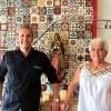Mama Vickie at Fonda Lola on eatlivetravelwrite.com